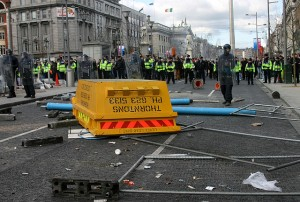 love ulster riot